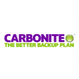 Buy Carbonite Cloud Backup today and save 10%