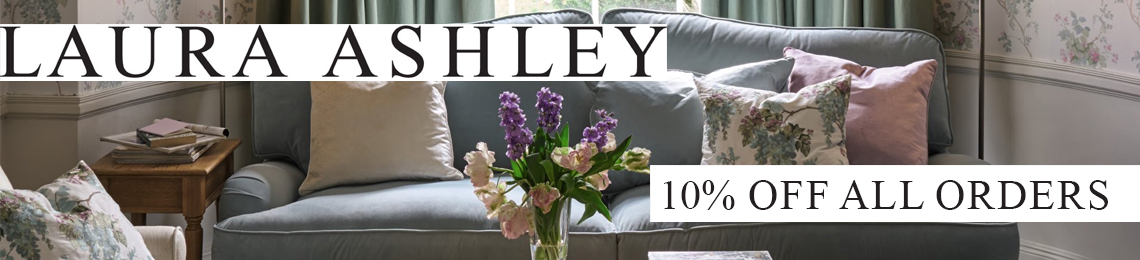 Up to 50% off Home and Fashion in the Laura Ashley Spring Sale